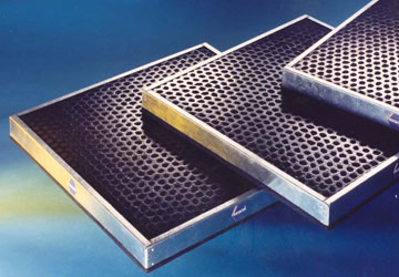 Carbon filters for pharmaceutical