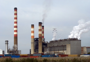 Combined Cycle Powerplant Scaled