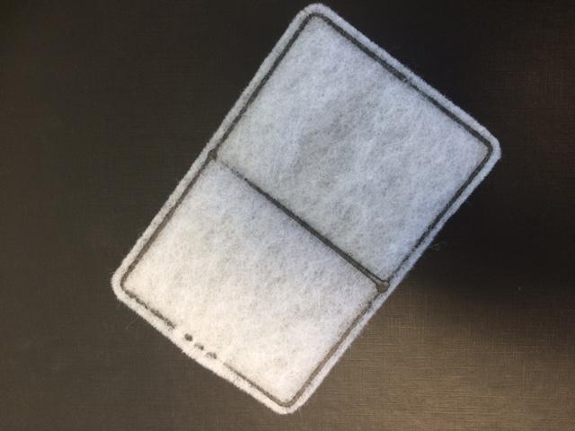 Fan Coil Filter Elements Emcel Filters