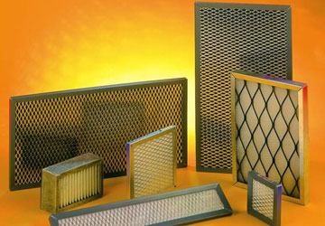 Dustrap Panel Air Filters Cleanable or Disposable