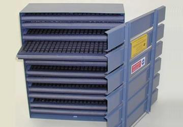 slimline carbon filter