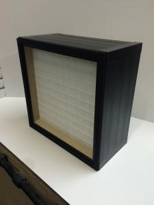 Plastic Framed HEPA